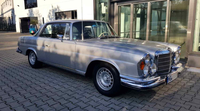 Mercedes benz 280 SE 3,5